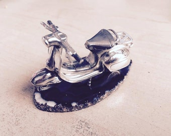 Vespa 925 sterling silver Made in Italy