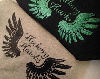 School Name and Mascot Blanket