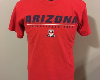 Vintage University of Arizona T-Shirt, Size:  Medium