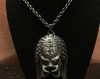 AvP Predator Necklace or Keychain