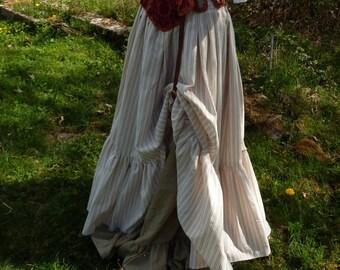 Skirt-inspired pirate, steampunk, Gypsy