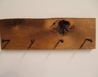 Reclaimed Key Rack - One of a Kind!
