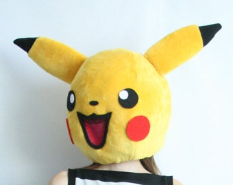 Pokemon Pikachu mask