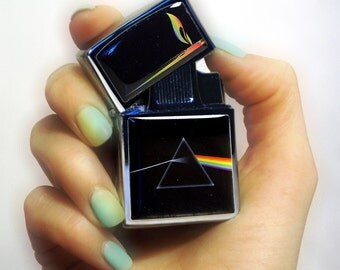 Chrome Lighter unusual lighters Lighter Pink Floyd