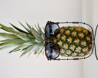 ULUWATU shadeloops // eyeglass chain, eyeglass holder, eyeglass leash, eyeglass holder, glasses chain, brillenkette, shadeloops