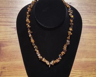 Necklace / Bracelet Tiger eye