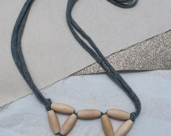 Whiskers Teething Necklace