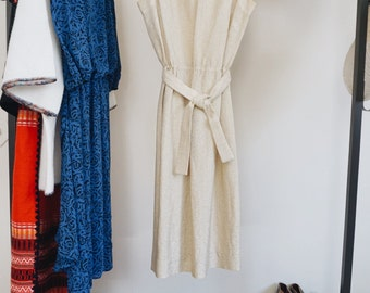1960's/70's Gold Dress with Jacket