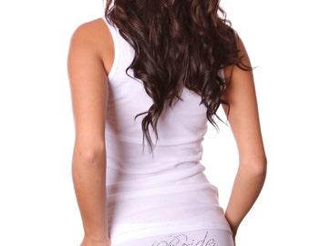 Bride to Be Wedding Rhinestone Underwear
