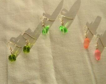 Dainty Earring Set