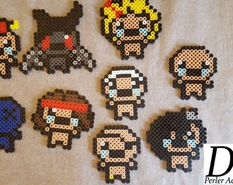 Binding Of Isaac Characters