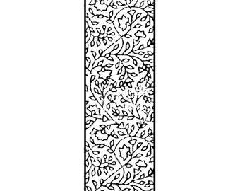 Color your own Bookmark!