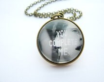 Luke Hemmings Necklace - 5 sos Jewelry - 5 sos you complete mess