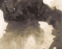 Shadow of the Colossus Valus Poster