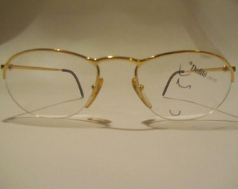 Frame for eyeglasses Or Piper 115 135 new new made in Italy
