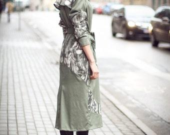 Giger Spring Coat