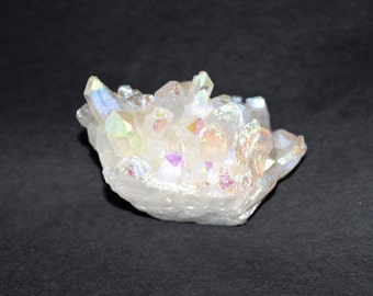 Angel Aura Crystal Cluster - (0115)