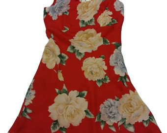 Vintage 80's Sun Dress- Women's size 5