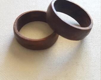 Arizona Ironwood Handmade Rings