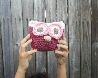 Rasp-berry Owl