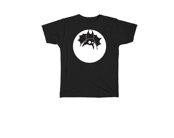 Hanging Bat T-Shirt for Kids