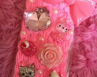 Kawaii Decoden IPhone 6/6s Case