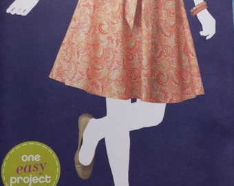 Simplicity 2003 Skirt Sewing Pattern 10-22