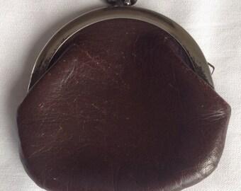 Brown Coin purse