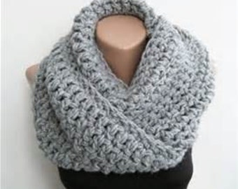 Infinity Scarves Solid Colors