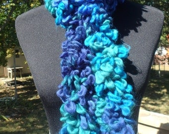 Pacifica Plush Loopy Scarf
