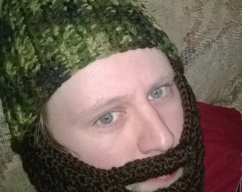 Crochet Hats & Beards
