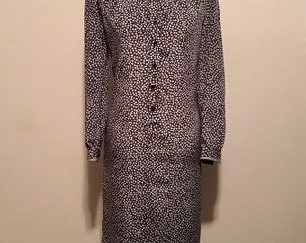 Vintage Midi Shirt Dress size 12