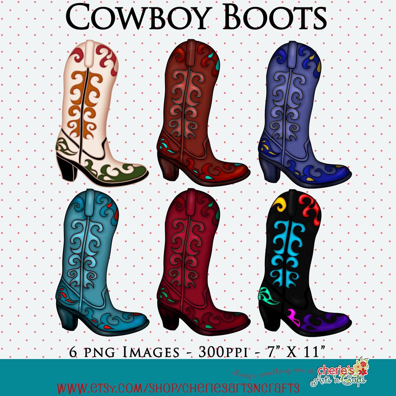 cowboy boots clip art cowgirl boots clip art cliparts