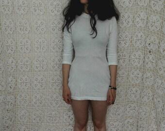 t-shirt dress // cassis