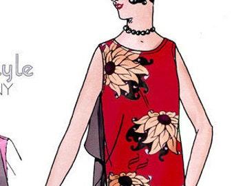 Decades of Style 1920's Hazel's Frock Dress Sewing Pattern