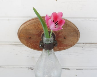 Upcyled Vase mothers day gift idea