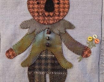 Pumpkin-Headed Jack, autumn art kit