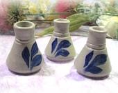 DELFT BLUE Stoneware Ink Pot - Small