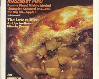 Bon Appetit Magazine September 1977