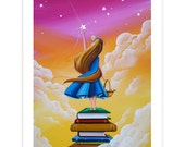 Limited Edition - Bedtime Stories - Signed 8x10 Semi Gloss Print (6/10)