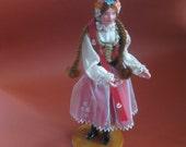 Polish Doll Vintage Hand Made