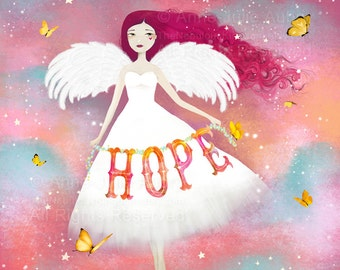 Hope - open edition print