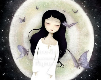 Fluttering Dreams - Deluxe Edition Print