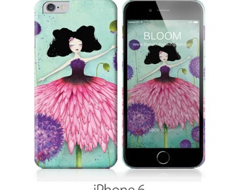 Phone Case - Bloom - iPhone 5 - 5C - iPhone 6 - iPhone 6Plus - Samsung Galaxy