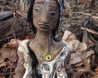 White Buffolo Woman. III