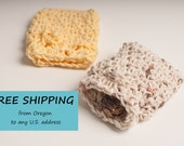 Soap Nut Bag by Sam, USA Grown Cotton, You Choose Color, US Shipping Included, All Available Colors