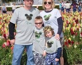 Camo Mickey Mouse Vacation Custom Personalized Shirts for the Whole Family  Disney Girls Boy Mom Dad Name Included