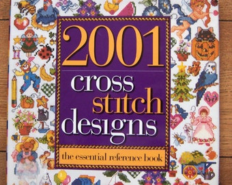 1999 cross stitch patterns 2001 cross stitch designs