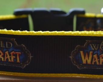 World of WarCraft dog collar & or leash