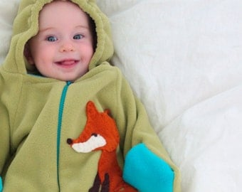 Woodland One-Piece Outerwear for Baby